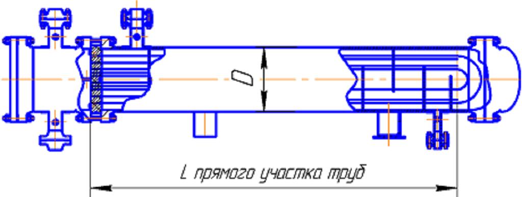 Ту на у образные теплообменники Водоводяной подогреватель ВВП 18-377-4000 Воткинск